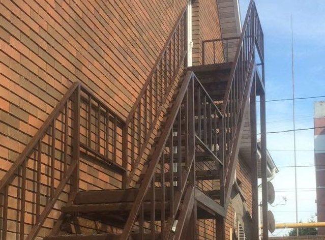 Фото лестниц, изготовленных СК ПРОСТОR