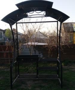 Фото мангалов, изготовленных СК ПРОСТОR